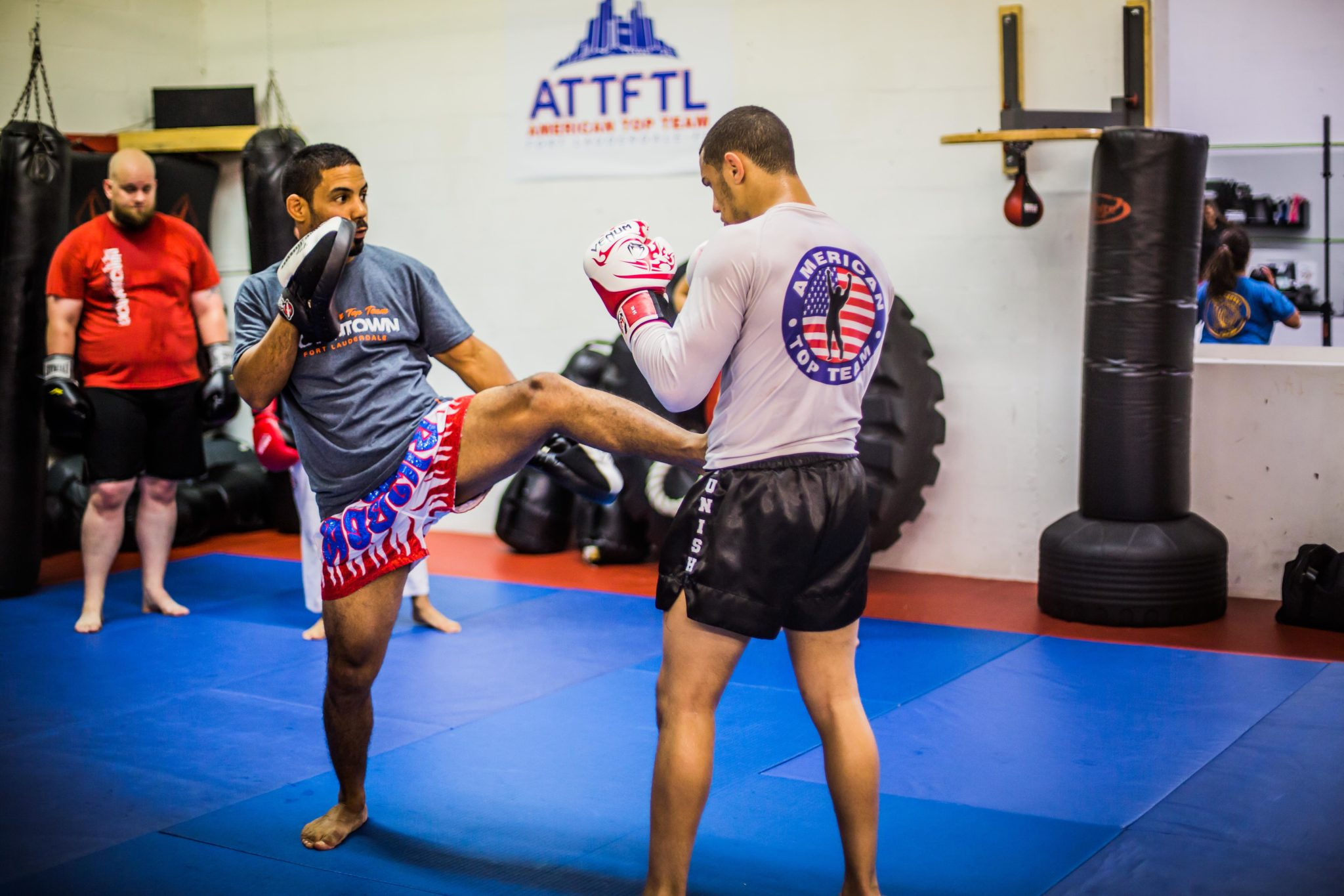 Muay thai fort lauderdale