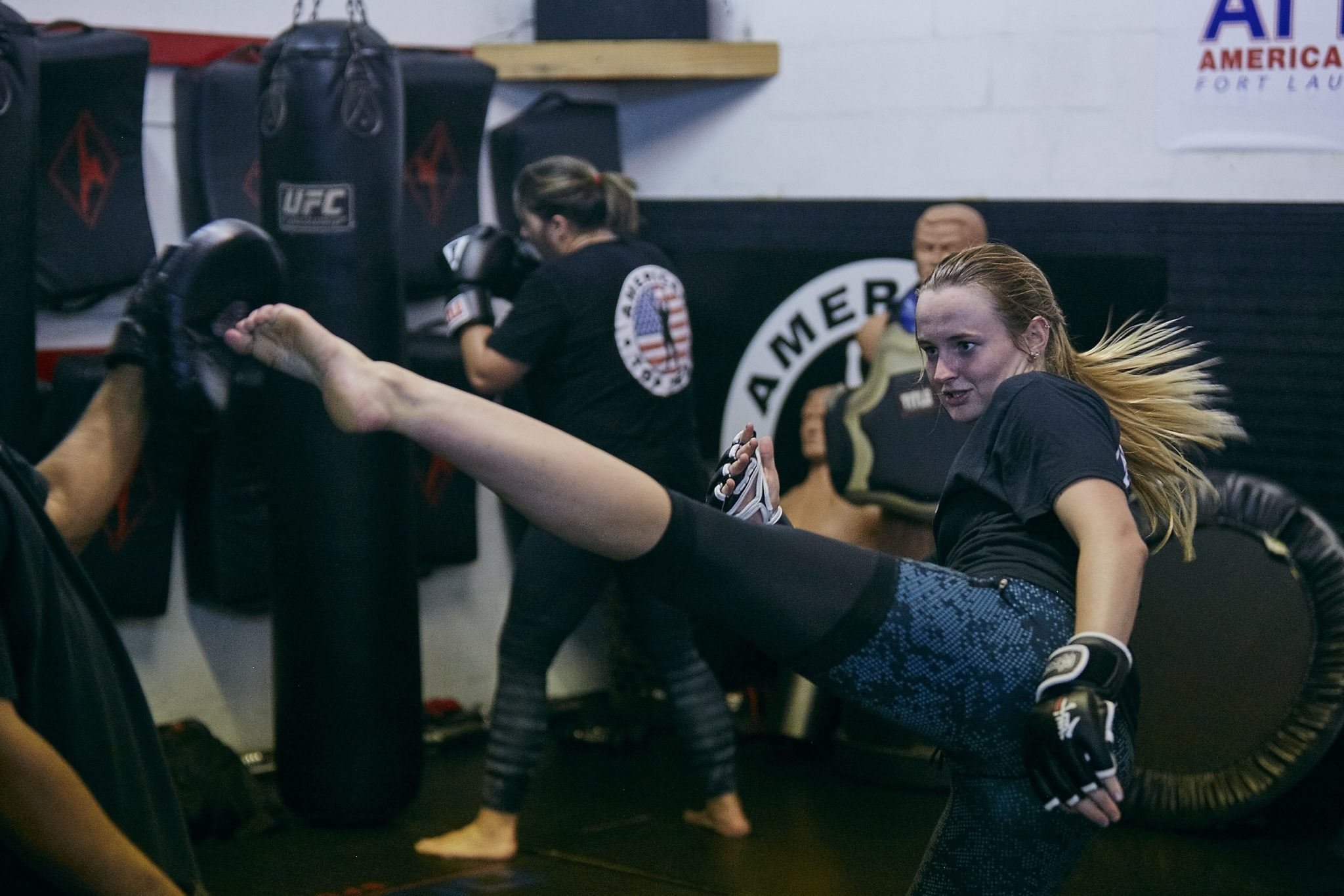 Fort Lauderdale Kickboxing Classes