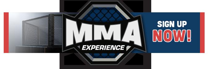 MMA experience