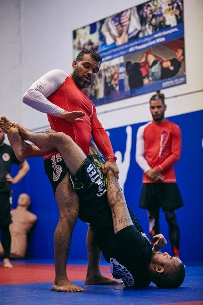 submission grappling attftl