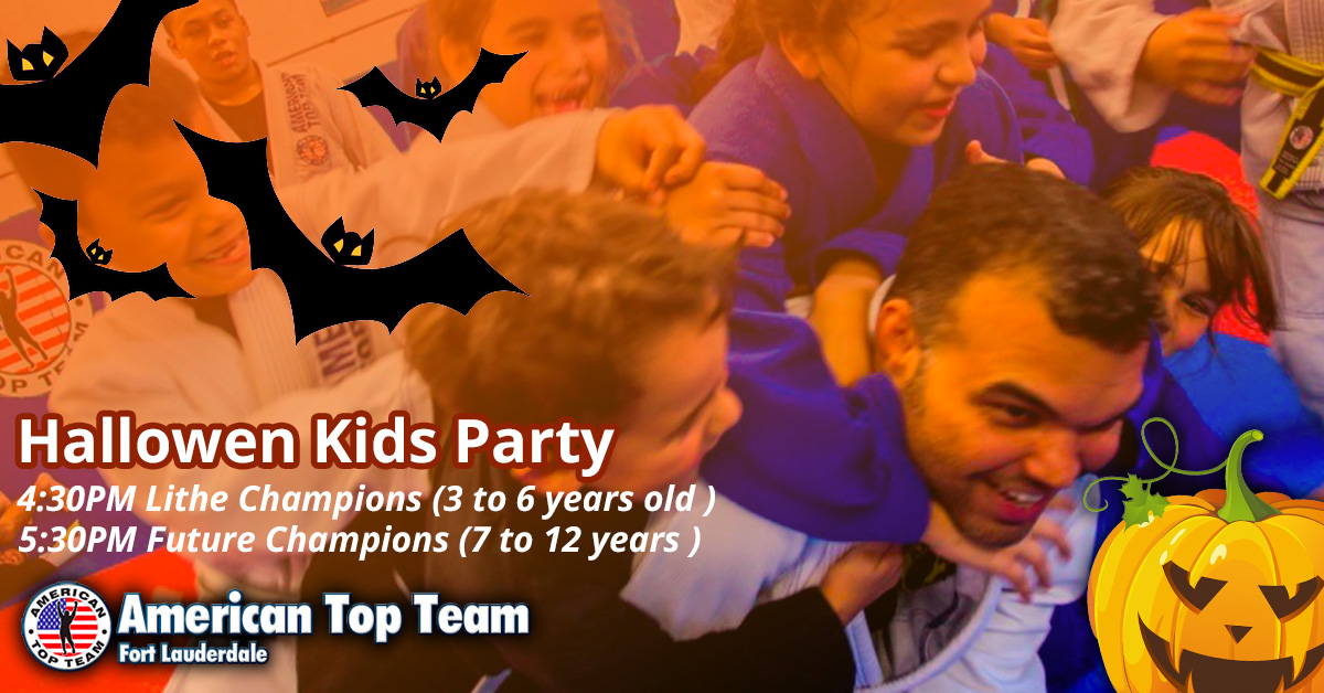 Fort Lauderdale Halloween 2020 For Kids Special Halloween Kids ClassAmerican Top Team Fort Lauderdale