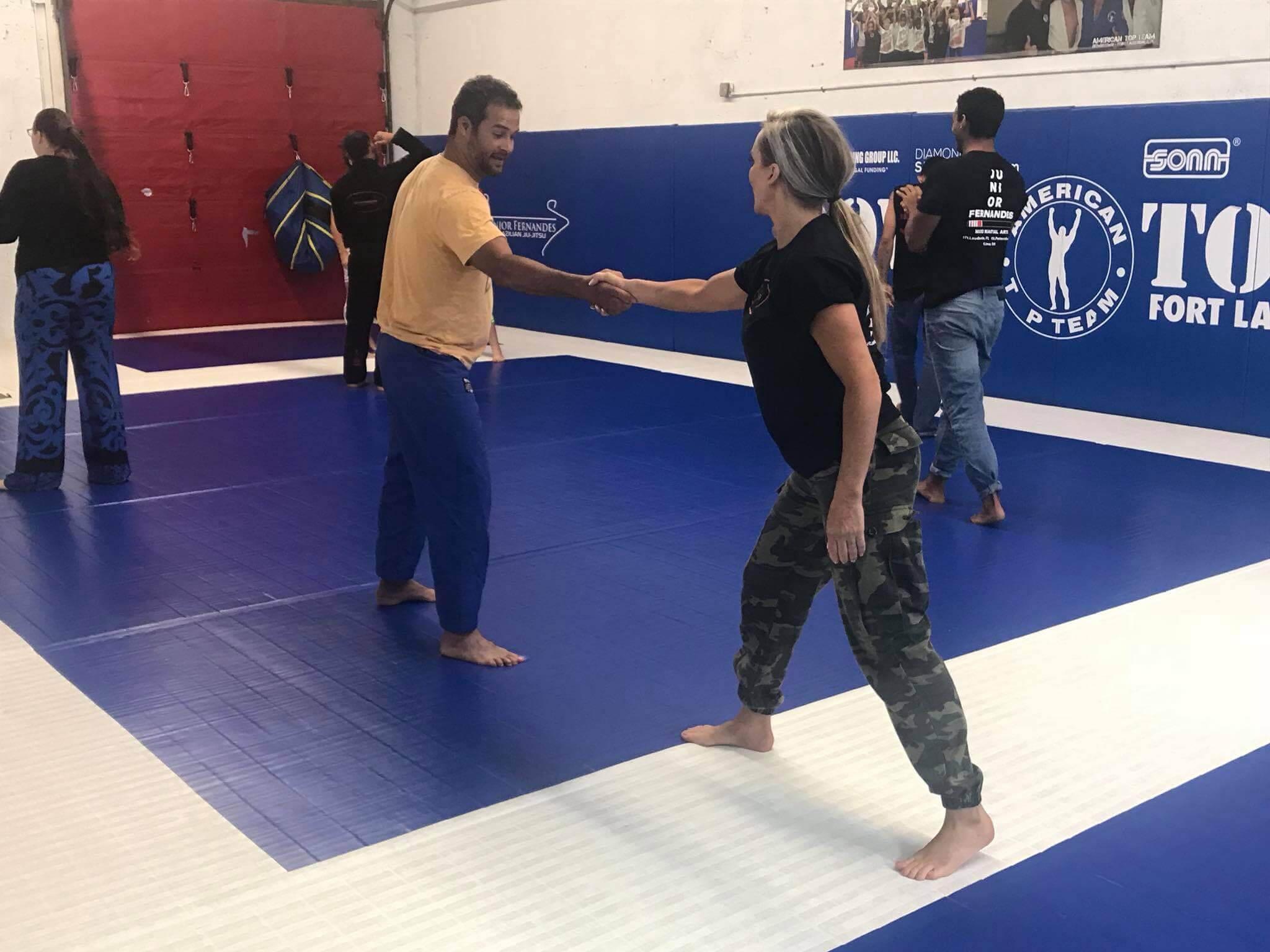 self defense class fort lauderdale