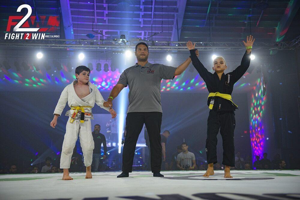 jorge fernandes fight 2 win champ