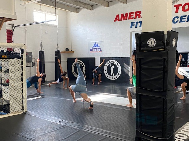 American Top Team Pilates Classes Fort Lauderdale, FL